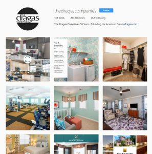 The Dragas Companies Instagram