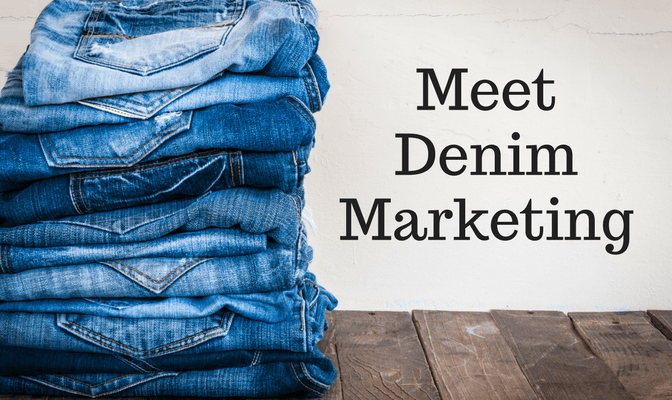 denim marketing