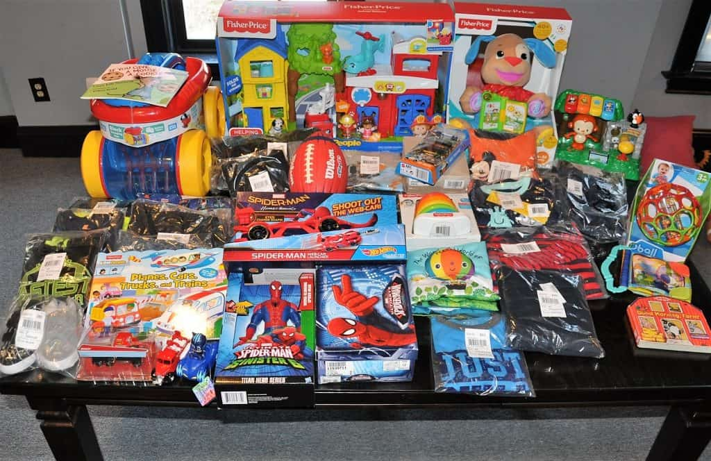 Good Neighbor toys for Christmas