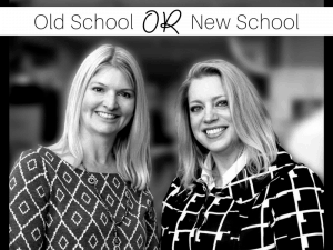 old school or new school