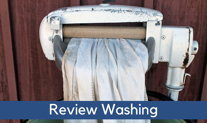 Review Washing