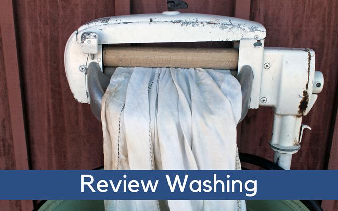 Review Washing