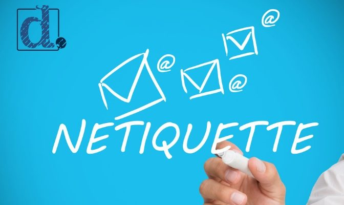 netiquette business communications
