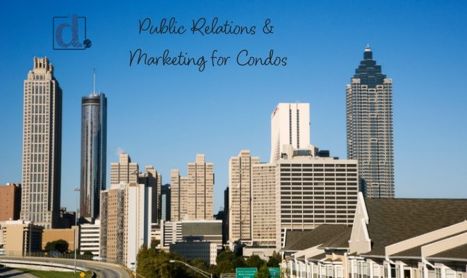 condo public relations and marketing