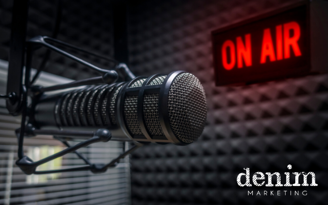 DNM Podcasting Header