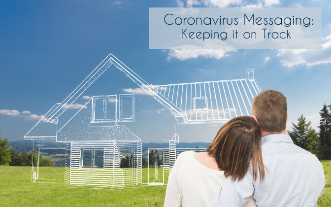 coronavirus messaging