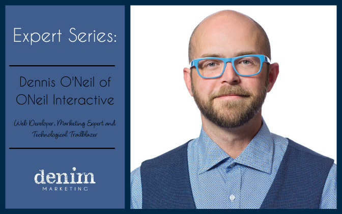 DNM Expert Series Dennis O'Neil with ONeil Interactive