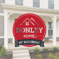 Donley Homes Anniversary Promotion