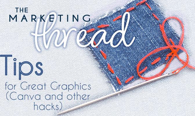 The Marketing Thread Graphic Design
