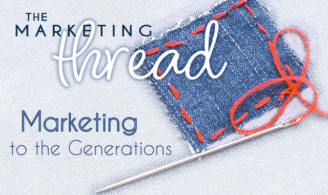 Marketing to the Generations