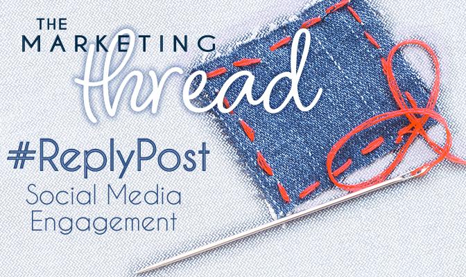 #ReplyPost social media engagement tips